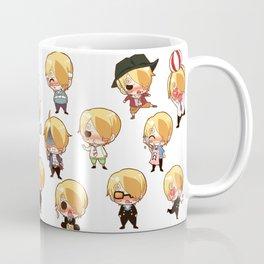 Sanji-kun Coffee Mug