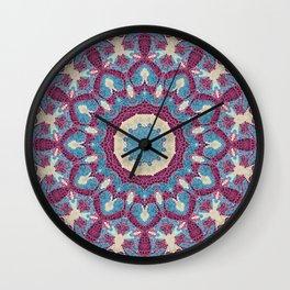 2 Persian carpet Wall Clock