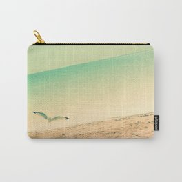 Beach is where I belong Carry-All Pouch