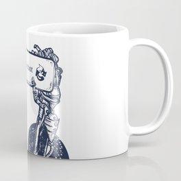 Robot hands Coffee Mug