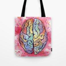 brain stuff Tote Bag
