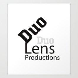 Duo Lens Productions Art Print