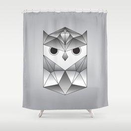 Owl. Shower Curtain