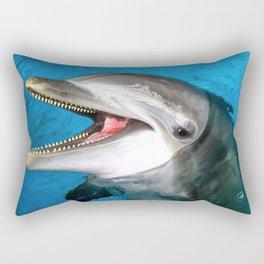 Beau(tiful) Rectangular Pillow