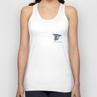 spain Tank Tops featuring Seville, Spain by Haydn Ellis