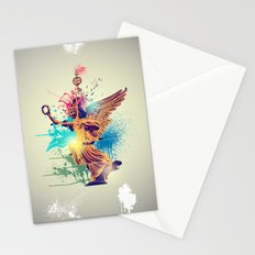 Siegessäule Abstract Stationery Cards