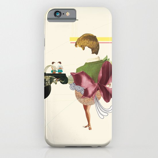 UNTITLED #3 iPhone & iPod Case