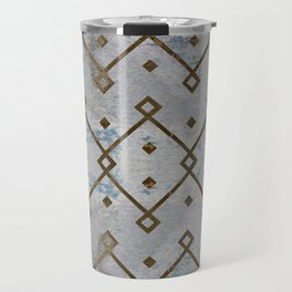 Southwestern Tribal Design Pattern Travel Mug