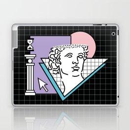 Apollo Vaporwave / greek god Laptop & iPad Skin