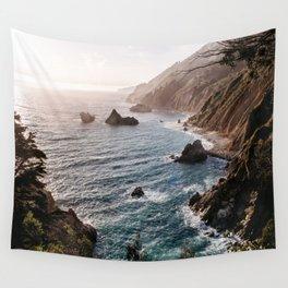 Big Sur Coast Wall Tapestry