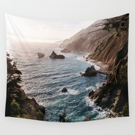 Big Sur Coast Wall Tapestry