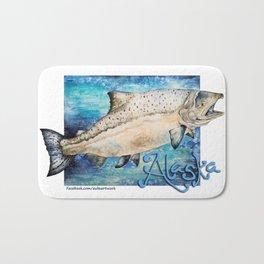 King Salmon Bath Mat