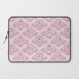 宇良 • baby sekitori (minimalist) Laptop Sleeve