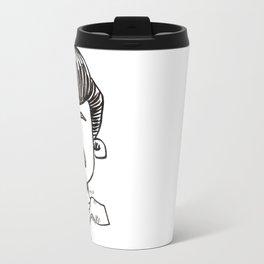Ron Swanson Travel Mug