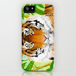 Wild Life - Tiger iPhone Case