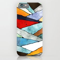 Angles of Textured Colors Slim Case iPhone 6s
