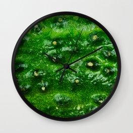 Fresh Cucumber Wall Clock