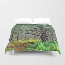Can you Spot the Elf? Duvet Cover