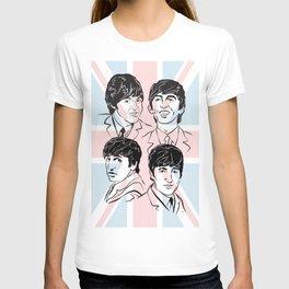 Face The Fab Four 2 T-shirt
