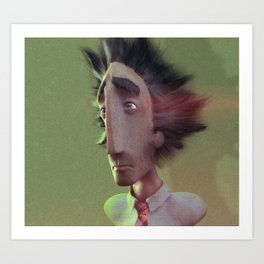 Revamp Art Print