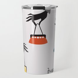 Glory to Yugoslavian design Travel Mug