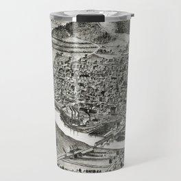 Corning - New York - 1882 Travel Mug