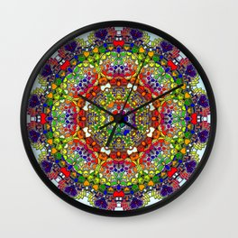 Relax Cyrcle Wall Clock