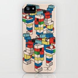 Block Hound iPhone Case