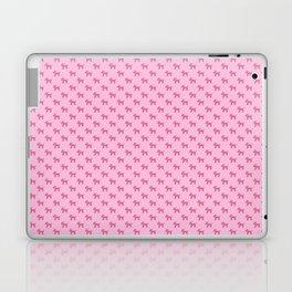 Dogs-Pink Laptop & iPad Skin