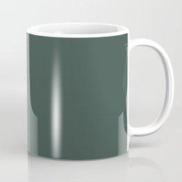 Jungle Green Coffee Mug