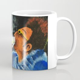 """HERE'S TO FEELIN' GOOD ALL THE TIME"" Coffee Mug"