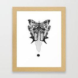 we the kings Framed Art Print