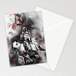 Crusader Warrior Stationery Cards