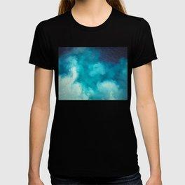 Caribbean Blues T-shirt