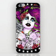 KLOVER JANE iPhone & iPod Skin