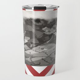 Wait me in your Quilty cover Travel Mug