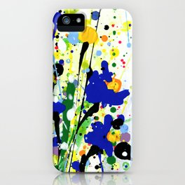 Deep In The Meadow 2 by Kathy Morton Stanion iPhone Case