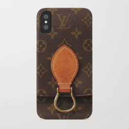 LV Style iPhone Case