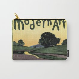 1895 Modern Art Arthur W. Dow Carry-All Pouch