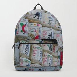 Meiji Sake Backpack