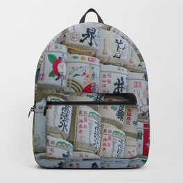 Meiji Sake Backpack