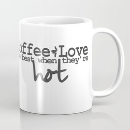 Coffee and Love Coffee Mug