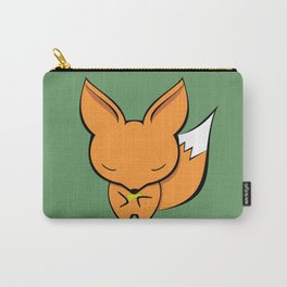 The fox and the gold pan flute Carry-All Pouch