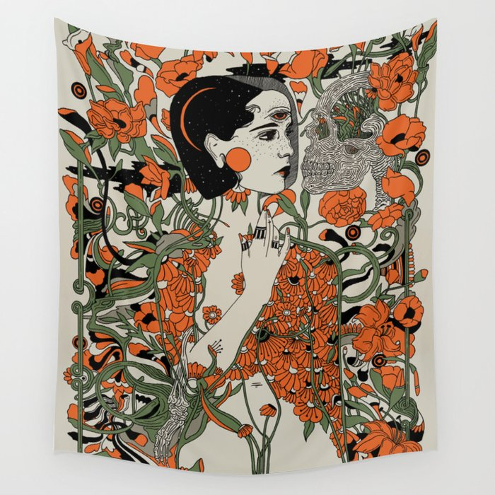 Daughter Wall Tapestry