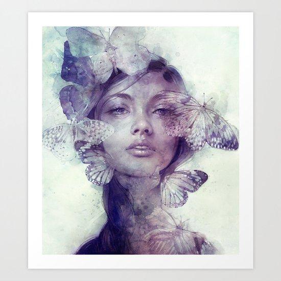 Adorn Art Print