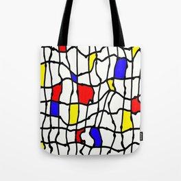 Primary Melt Tote Bag