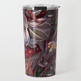 Midnight Garden IX Travel Mug