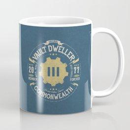 Vault 111 Member Forever Coffee Mug
