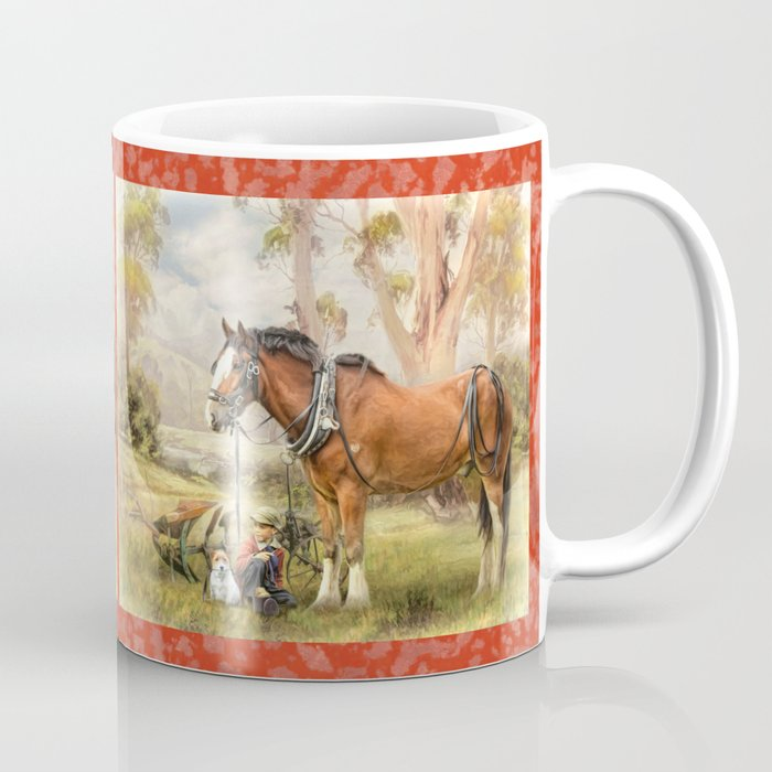 Ploughmans Lunch Coffee Mug