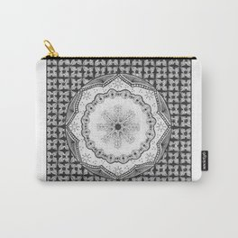 Zendala - Zentangle®-Inspired Art - ZIA 23 Carry-All Pouch